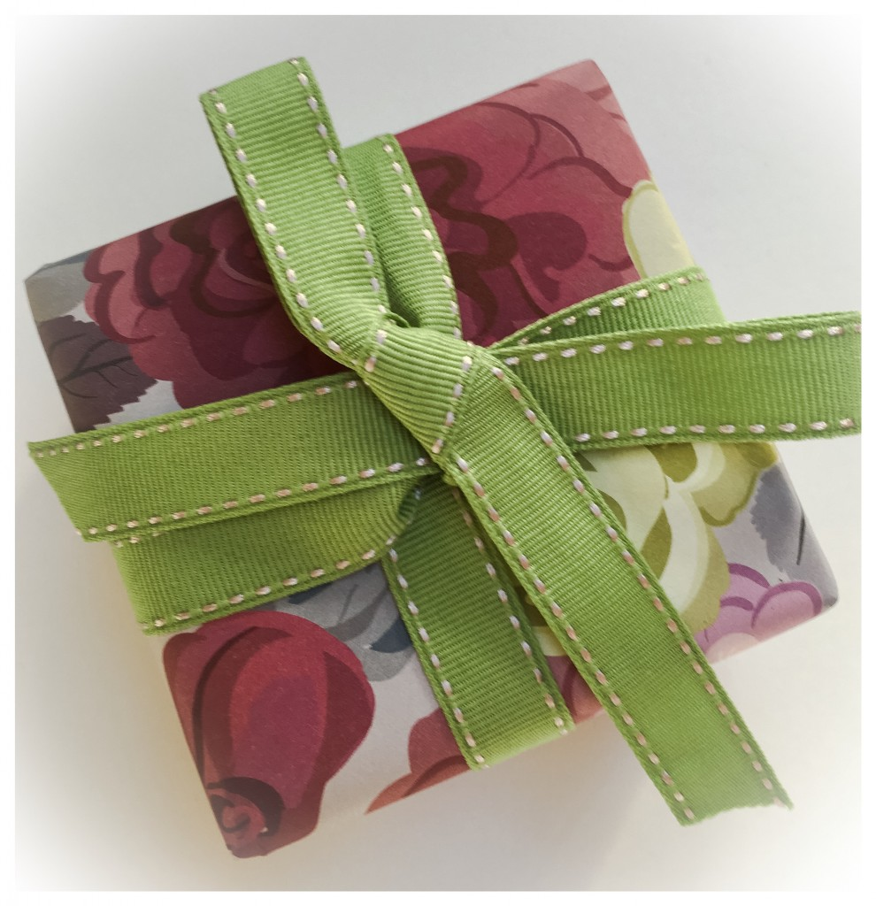 Rose giftwrap
