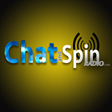 Chat and Spin Radio Logo