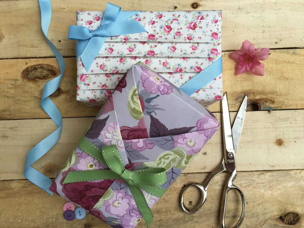 Spring giftwrapping 2017