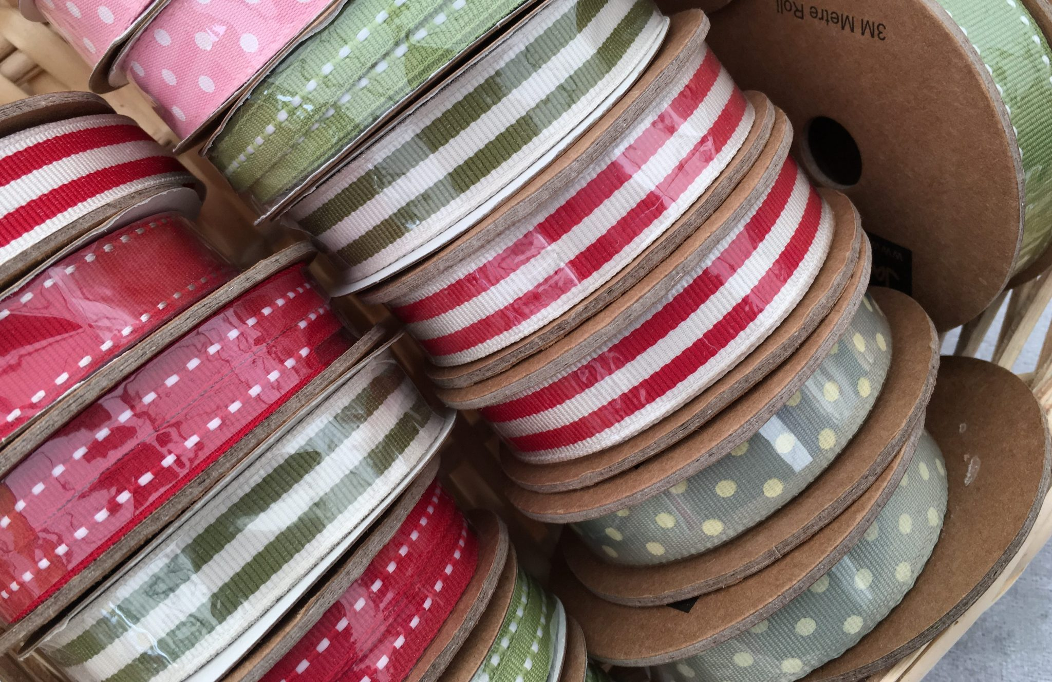 My favourite Jane Means ribbons