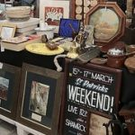 a selection of vintage & retro items