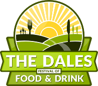 The Dales Festival of Food & Drink logo