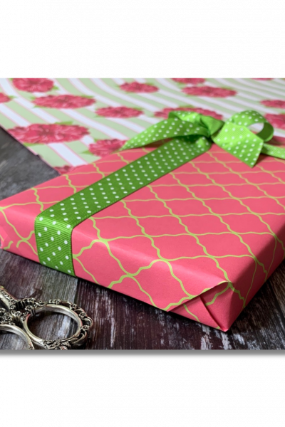 join the gift wrapping academy